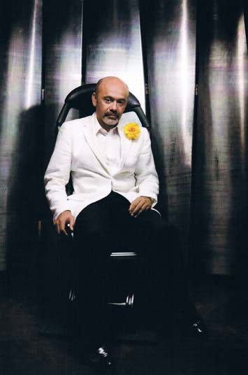 Monsieur Christian Louboutin