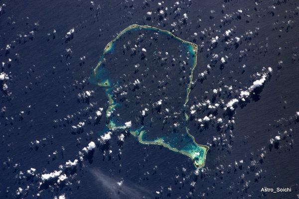 Funafuti Atoll, Tuvalu.