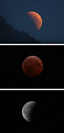 la lune roux